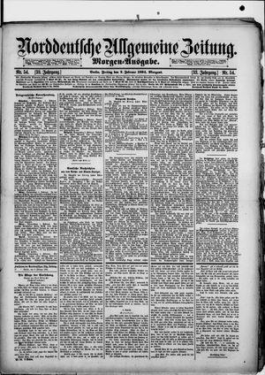 Norddeutsche allgemeine Zeitung vom 02.02.1894