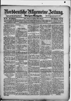 Norddeutsche allgemeine Zeitung vom 09.02.1894