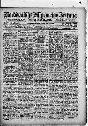 Norddeutsche allgemeine Zeitung vom 10.02.1894