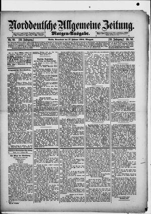 Norddeutsche allgemeine Zeitung vom 17.02.1894