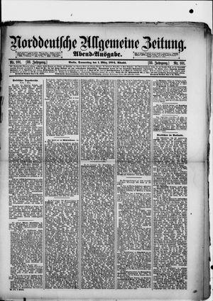 Norddeutsche allgemeine Zeitung vom 01.03.1894