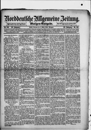 Norddeutsche allgemeine Zeitung vom 04.03.1894