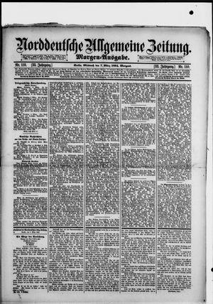 Norddeutsche allgemeine Zeitung vom 07.03.1894