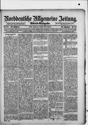 Norddeutsche allgemeine Zeitung vom 09.03.1894