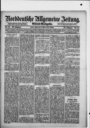 Norddeutsche allgemeine Zeitung vom 12.03.1894