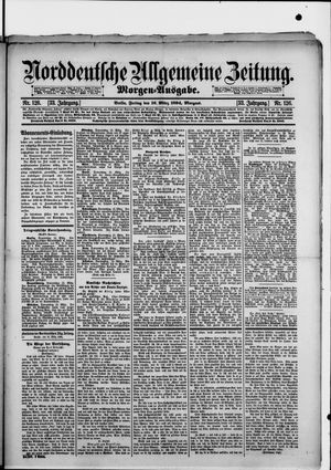 Norddeutsche allgemeine Zeitung vom 16.03.1894