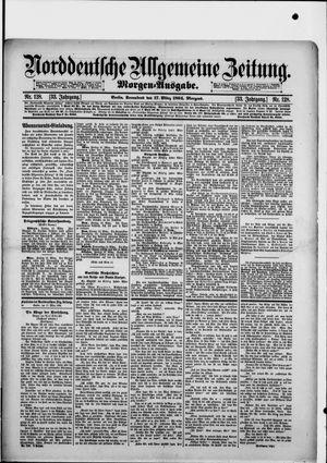 Norddeutsche allgemeine Zeitung vom 17.03.1894