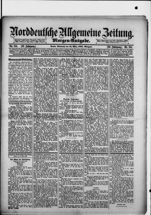 Norddeutsche allgemeine Zeitung vom 21.03.1894