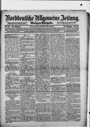 Norddeutsche allgemeine Zeitung vom 23.03.1894