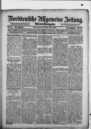 Norddeutsche allgemeine Zeitung vom 30.03.1894