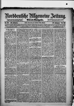 Norddeutsche allgemeine Zeitung vom 12.04.1894