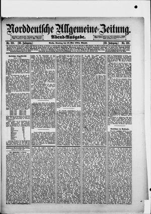 Norddeutsche allgemeine Zeitung vom 15.05.1894