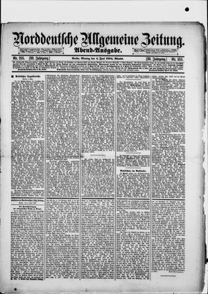 Norddeutsche allgemeine Zeitung vom 04.06.1894