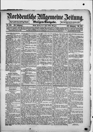 Norddeutsche allgemeine Zeitung vom 08.06.1894