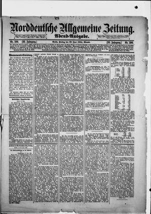 Norddeutsche allgemeine Zeitung vom 29.06.1894