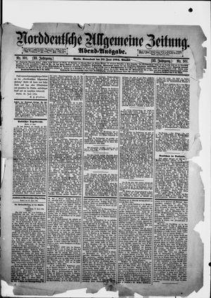 Norddeutsche allgemeine Zeitung vom 30.06.1894