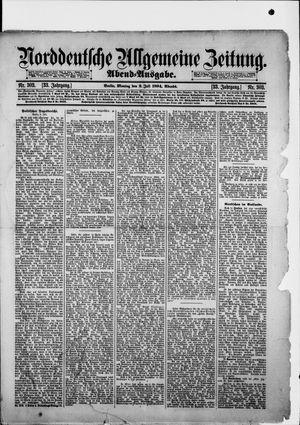Norddeutsche allgemeine Zeitung vom 02.07.1894