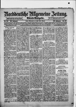 Norddeutsche allgemeine Zeitung vom 04.07.1894
