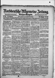 Norddeutsche allgemeine Zeitung (21.07.1894)