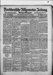 Norddeutsche allgemeine Zeitung (12.12.1894)