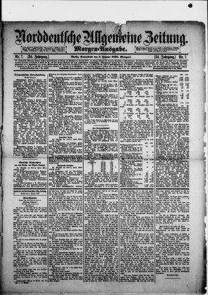 Norddeutsche allgemeine Zeitung vom 05.01.1895