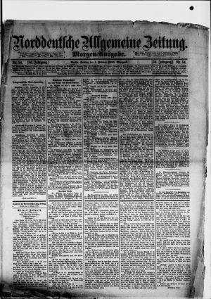 Norddeutsche allgemeine Zeitung vom 01.02.1895