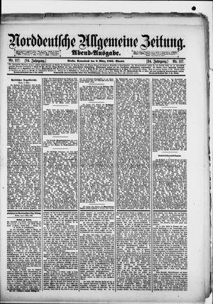 Norddeutsche allgemeine Zeitung vom 09.03.1895