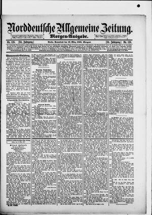 Norddeutsche allgemeine Zeitung vom 16.03.1895