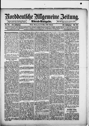 Norddeutsche allgemeine Zeitung vom 18.03.1895