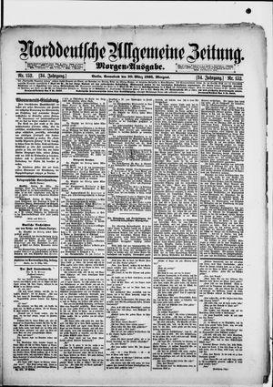 Norddeutsche allgemeine Zeitung vom 30.03.1895