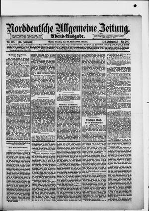 Norddeutsche allgemeine Zeitung vom 30.04.1895