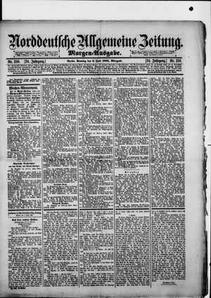 Norddeutsche allgemeine Zeitung vom 02.06.1895