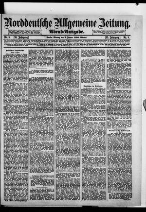 Norddeutsche allgemeine Zeitung vom 06.01.1896