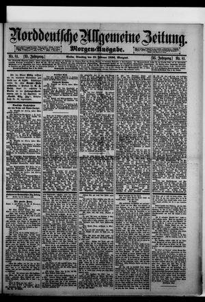 Norddeutsche allgemeine Zeitung vom 18.02.1896