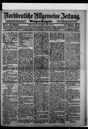 Norddeutsche allgemeine Zeitung vom 21.02.1896