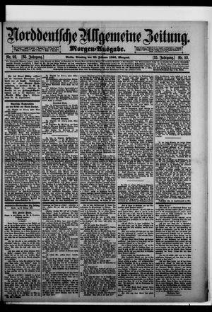Norddeutsche allgemeine Zeitung vom 25.02.1896