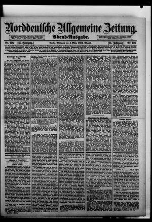 Norddeutsche allgemeine Zeitung vom 04.03.1896