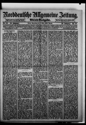 Norddeutsche allgemeine Zeitung vom 05.03.1896