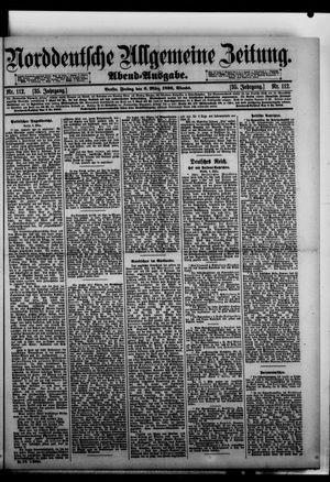 Norddeutsche allgemeine Zeitung vom 06.03.1896