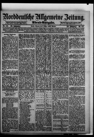 Norddeutsche allgemeine Zeitung vom 09.03.1896