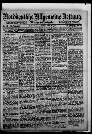 Norddeutsche allgemeine Zeitung vom 10.03.1896