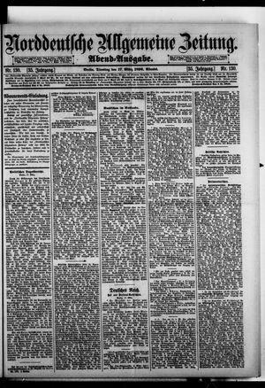 Norddeutsche allgemeine Zeitung vom 17.03.1896