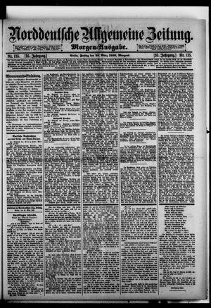Norddeutsche allgemeine Zeitung vom 20.03.1896