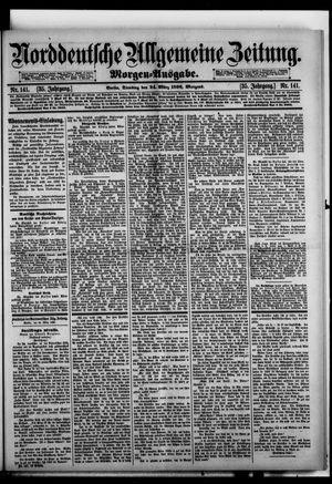 Norddeutsche allgemeine Zeitung vom 24.03.1896