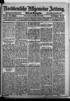 Norddeutsche allgemeine Zeitung vom 30.03.1896