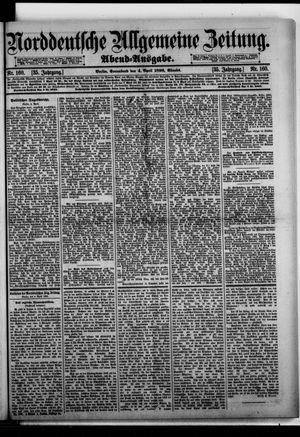 Norddeutsche allgemeine Zeitung vom 04.04.1896