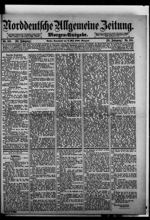 Norddeutsche allgemeine Zeitung vom 02.05.1896