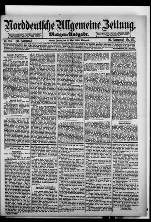Norddeutsche allgemeine Zeitung vom 08.05.1896