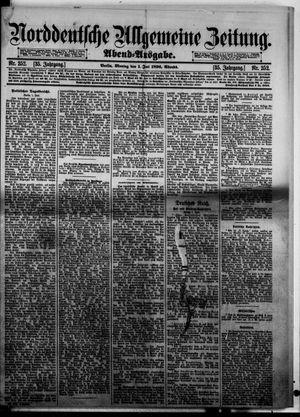 Norddeutsche allgemeine Zeitung vom 01.06.1896