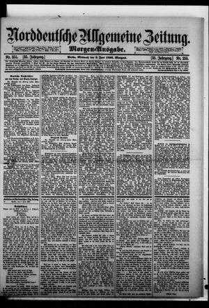 Norddeutsche allgemeine Zeitung vom 03.06.1896